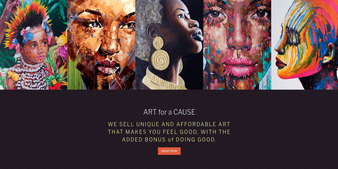 Art for a Cause - Romal Tune